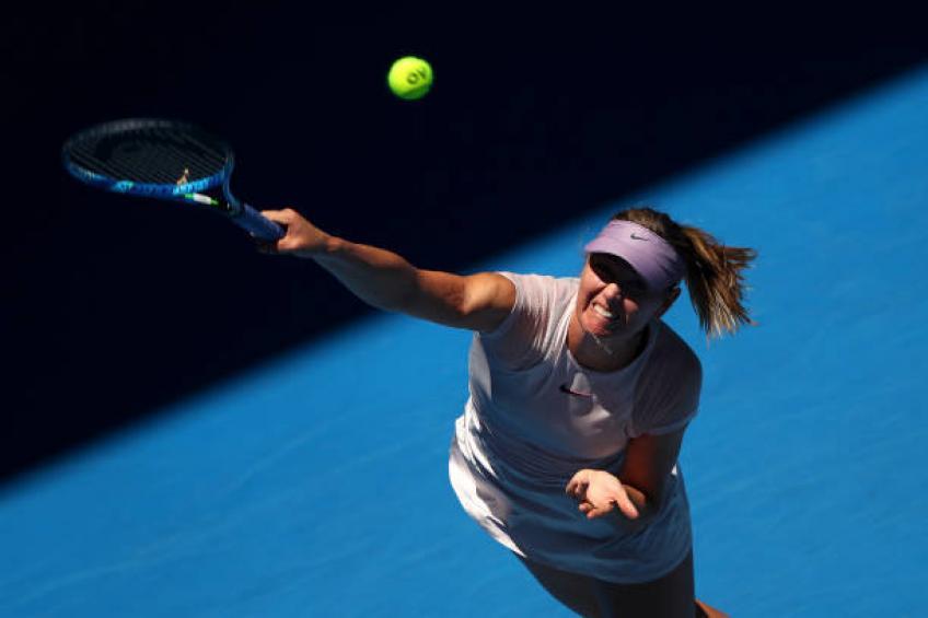 Maria Sharapova révèle le meilleur conseil qu'elle ait jamais eu reçu