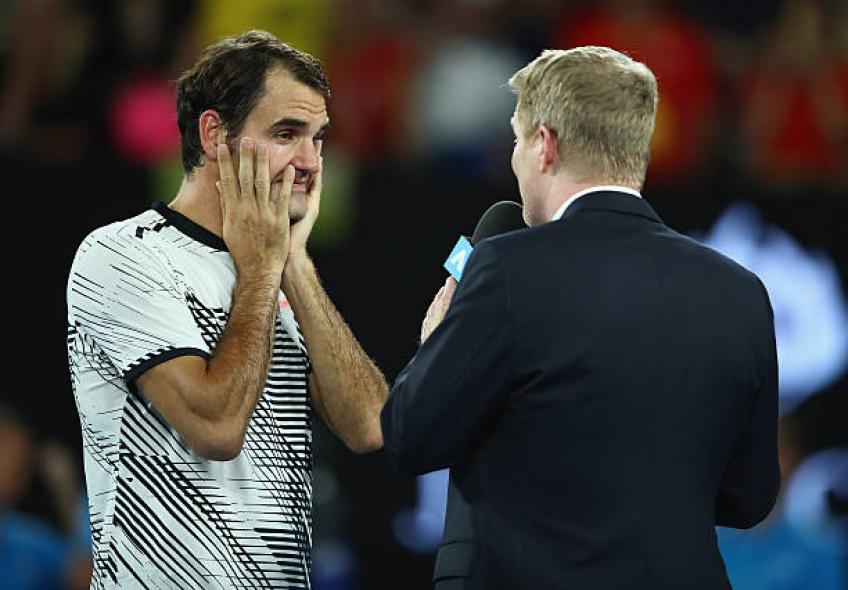 Se retirer du tennis, c'est comme la mort pour certains joueurs, déclare Jim Courier