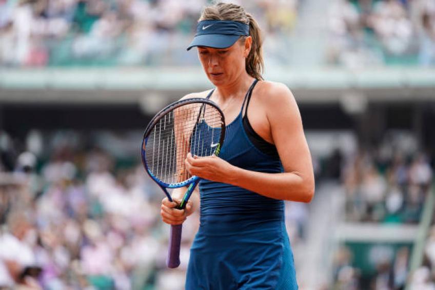 Maria Sharapova essaie toujours de se retrouver, dit un entraîneur de tennis