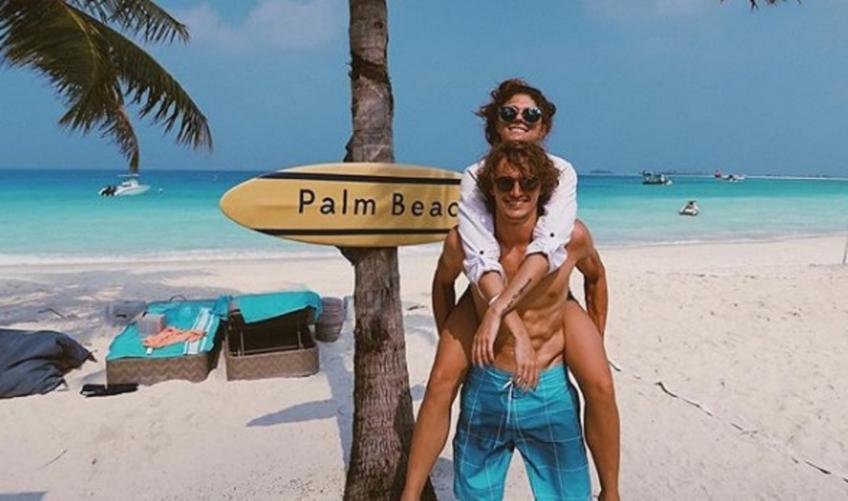 Alexander Zverev a une nouvelle petite amie! (Photos)