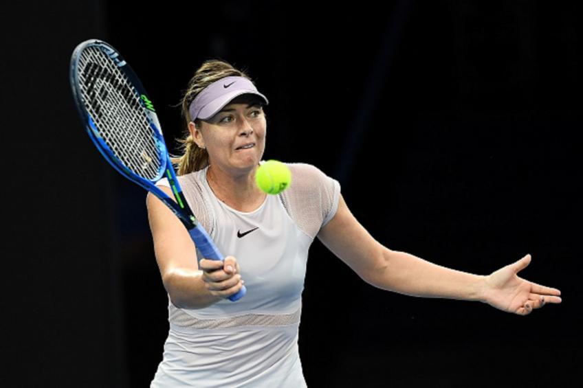 Mon histoire est très chanceuse, admet Maria Sharapova