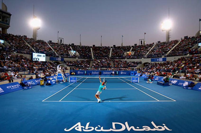 Rapport: Abu Dhabi a mis 70 millions de dollars sur la table pour accueillir l'ATP Finales