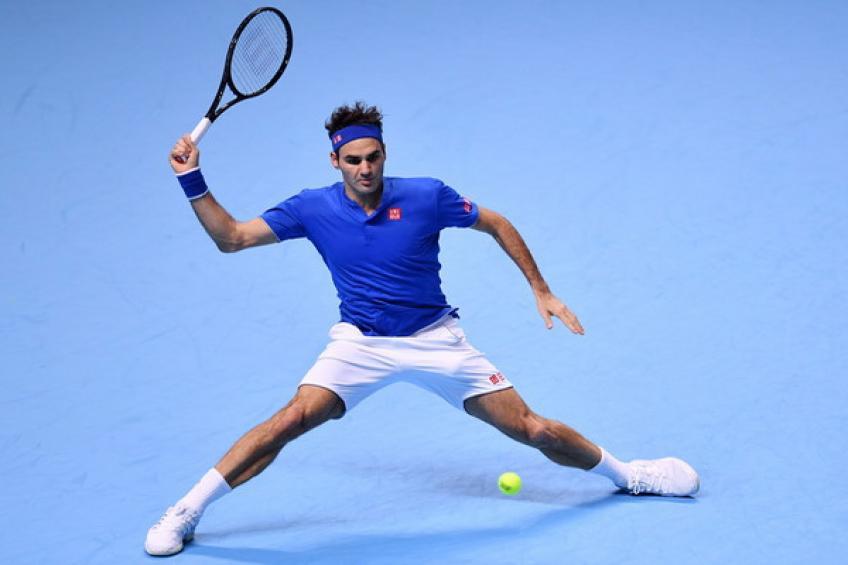 Roger Federer est le seul à figurer au palmarès du top 5, en avance sur ..