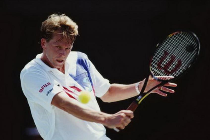 3 décembre 1989: Stefan Edberg détrône Boris Becker à Finale ATP