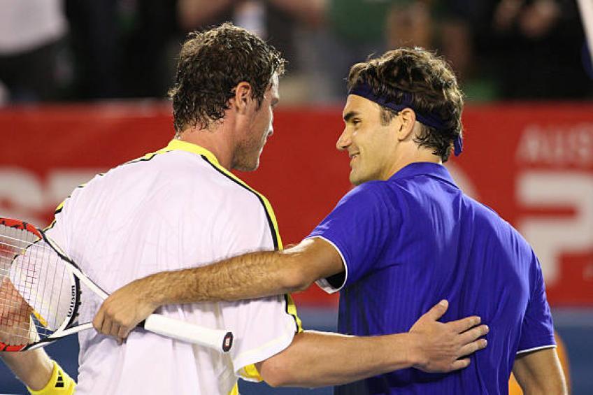 Marat Safin: 'Roger Federer, Nadal, Djokovic sont toujours vite'