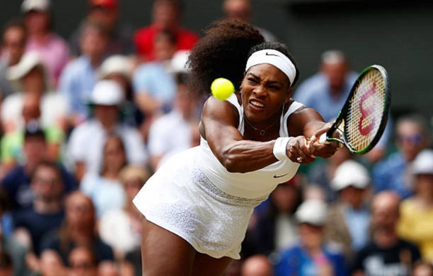 Serena Williams explique ses objectifs en tennis