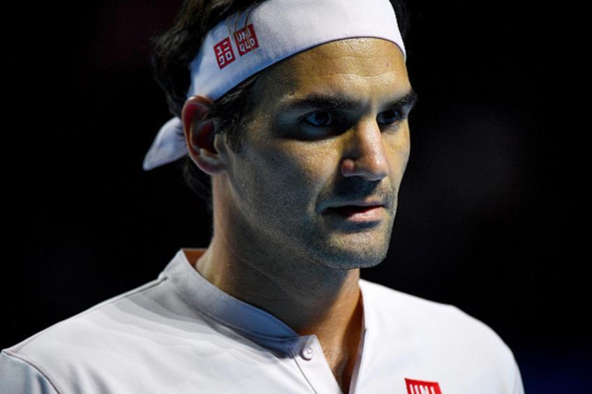 Roger Federer ne veut pas être dérangé, dit Caujolle