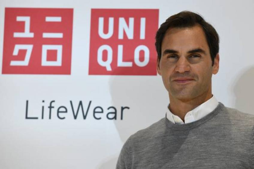 Un expert révèle une chose étrange à propos de Roger Federer – Uniqlo Partenariat
