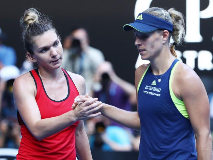 Meilleur match du Grand Chelem 2018 WTA: Halep bat Kerber en Melbourne