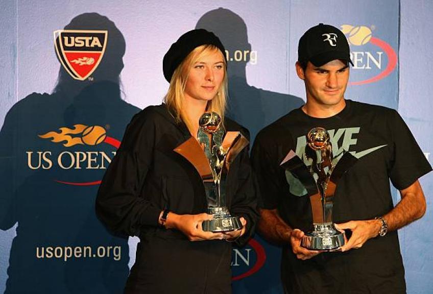 Maria Sharapova a peu de chances de faire un Roger Federer-like retour, dit Hingis