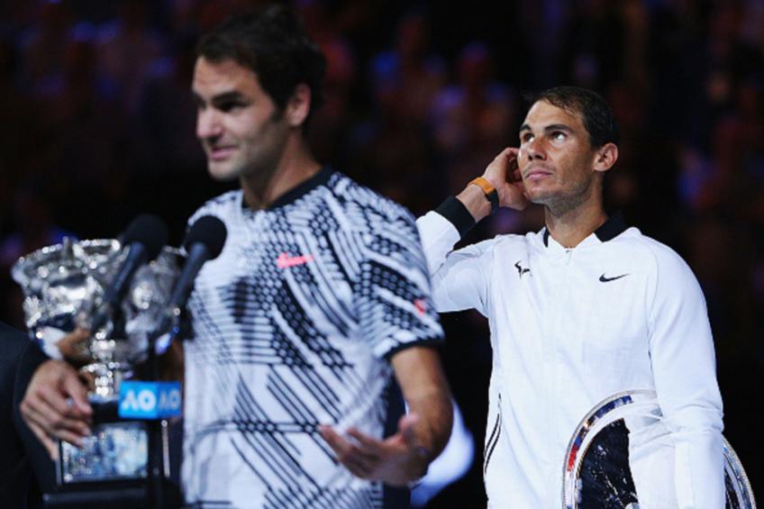 Mes idoles sont Roger Federer et Rafael Nadal, déclare une WTA Joueur