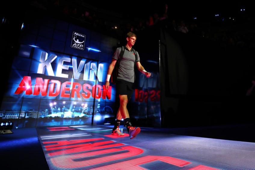 PDG de Tennis SA: 'Kevin Anderson, Klasen et Harris avaient un bonne année '