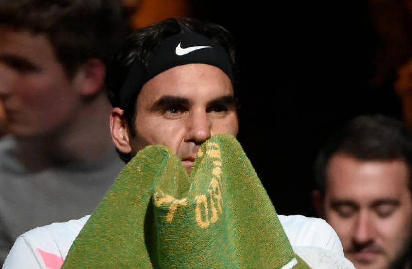 Je suis triste que Roger Federer se sépare de Nike, déclare Richard Krajicek