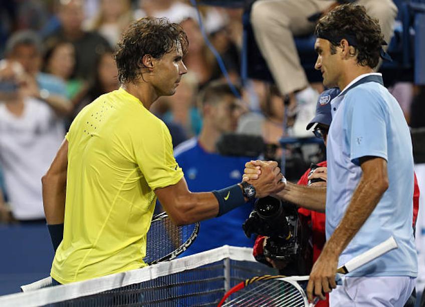 Adriano Panatta: Roger Federer me surprend, Nadal et Djokovic est ennuyeux