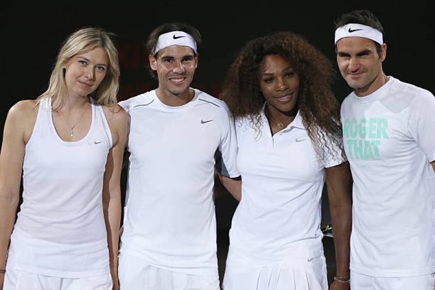 Combien gagne Rafael Nadal, Maria Sharapova et Simona Halep de Nike?