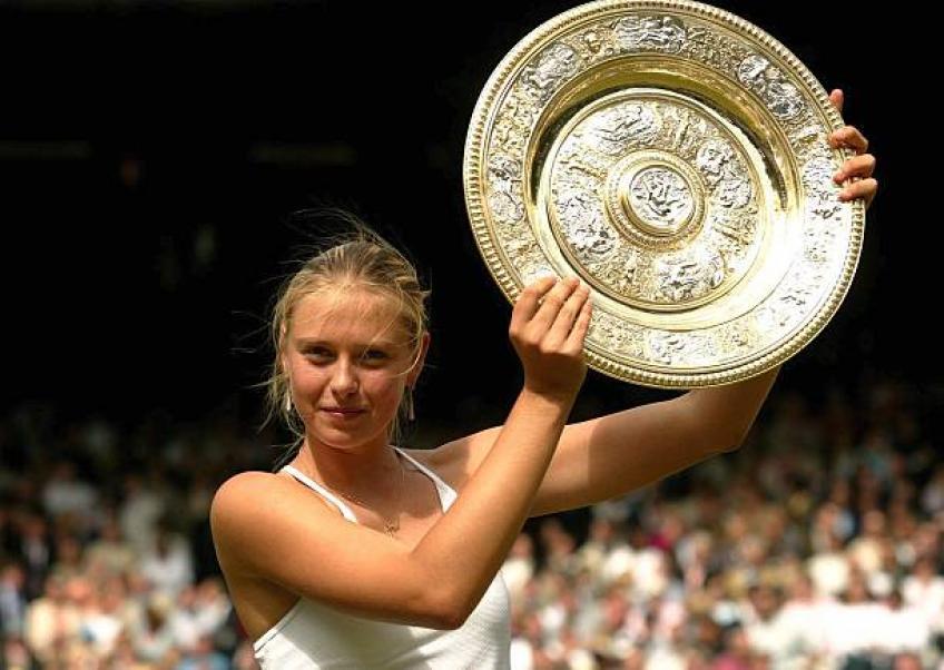 Maria Sharapova à propos de sa carrière junior: 'A ce stade, c'est tout sur l'apprentissage '