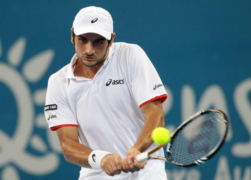 Florent Serra donne son nom à la capitainerie de la Coupe Davis