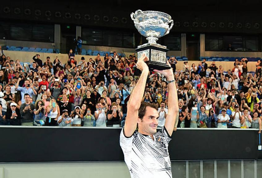 Roger Federer est intemporel, déclare le pilote de Formule 1