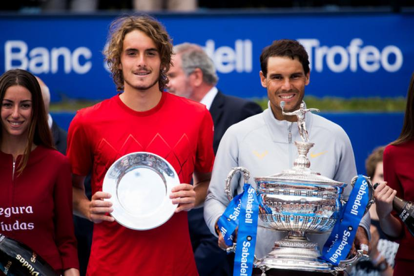 Dominic Thiem, Kei Nishikori et Stefanos Tsitsipas rejoignent Nadal dans ..