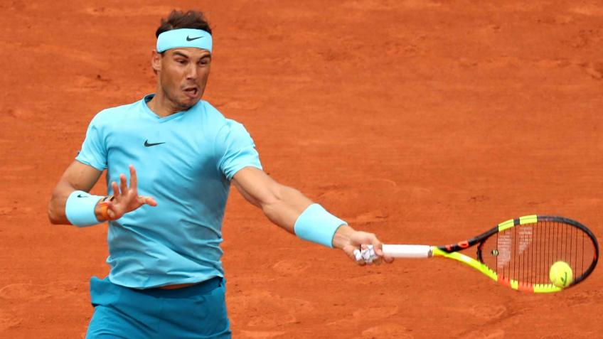 La maturité technique et tactique de Rafael Nadal a atteint son point culminant en 2018