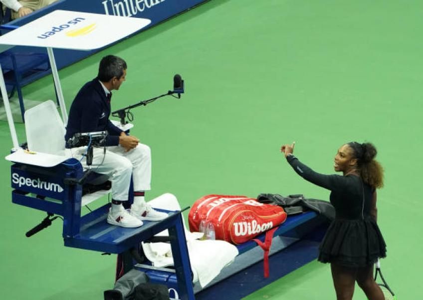 Serena ne sera pas influencée par la controverse de l'US Open, déclare top chef de tennis