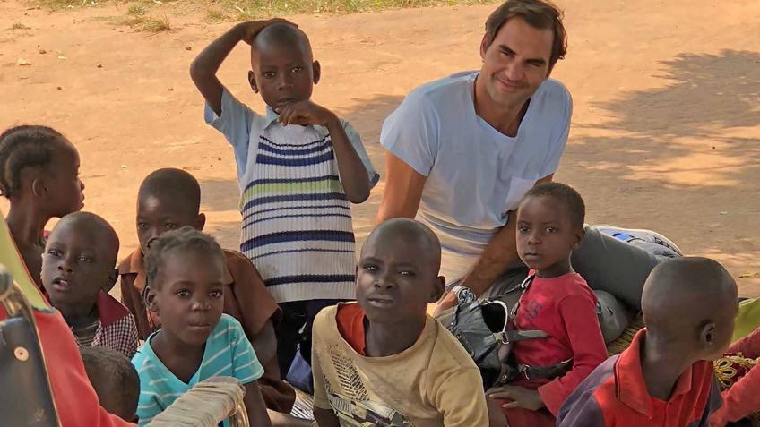 Jouer en Afrique serait un rêve pour Roger Federer, déclare source proche