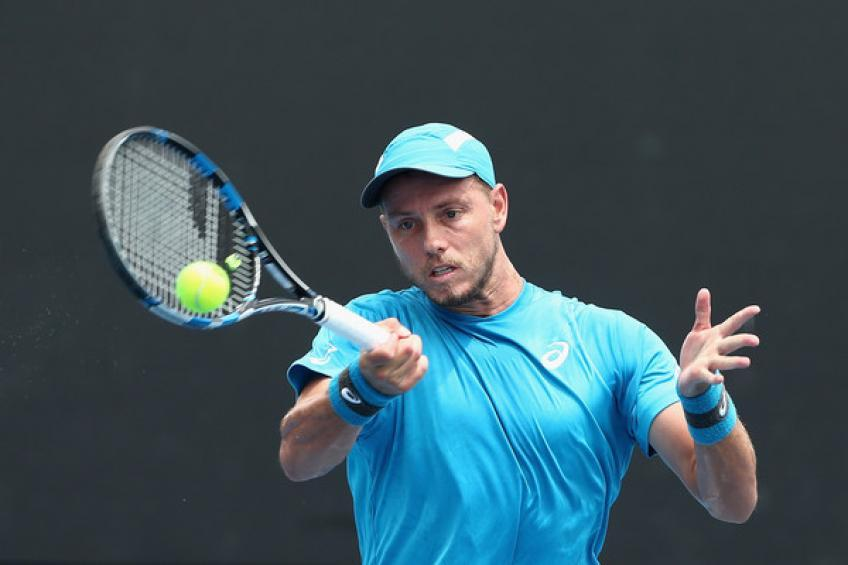 James Duckworth parle de son retour à l'Open d'Australie, Luke Saville