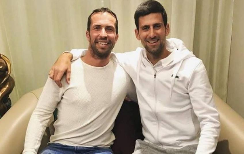 Radek Stepanek s'ouvre sur son avenir après sa séparation avec Novak Djokovic