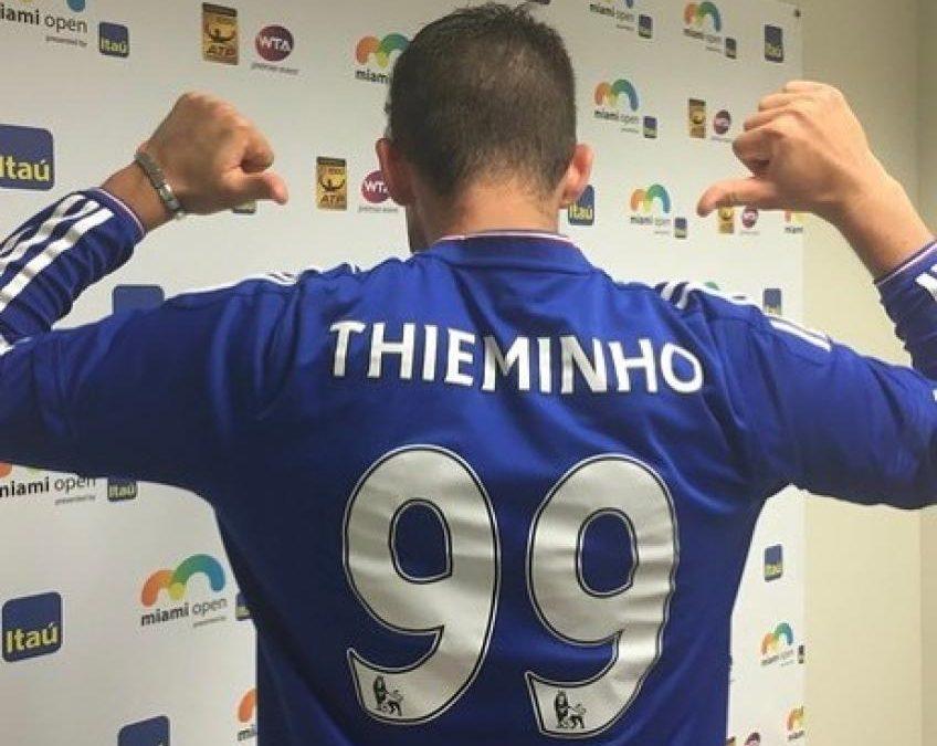 Dominic Thiem: Le football est ma passion, le Chelsea FC me manque rencontre