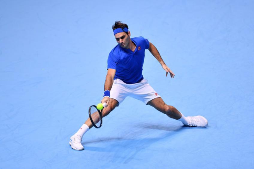 Roger Federer gagne la place spéciale aux côtés de Rod Laver et Ken Rosewall