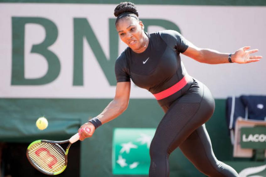 Serena Williams: Les gens se présentent chez moi à 5 heures du matin. essayant de me tester