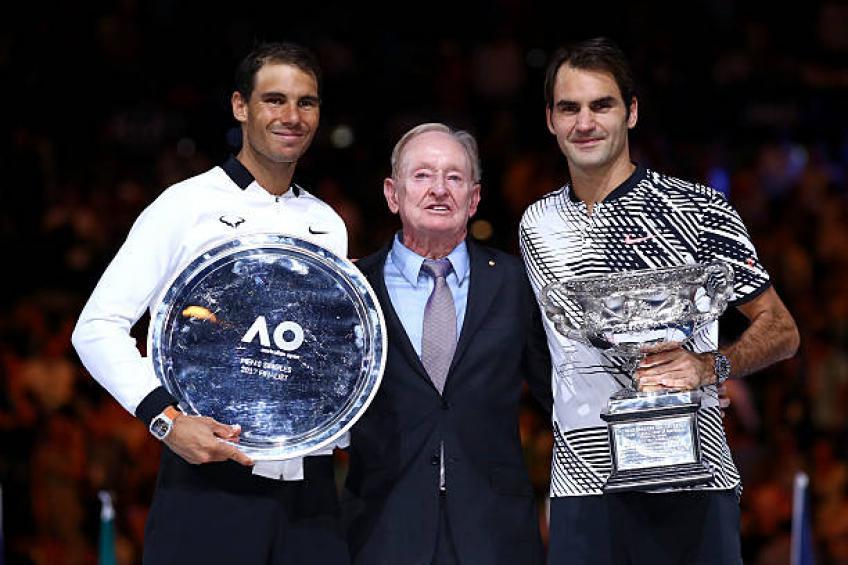 Roger Federer et Rafael Nadal sont des gars extraordinaires, déclare Pablo Andujar
