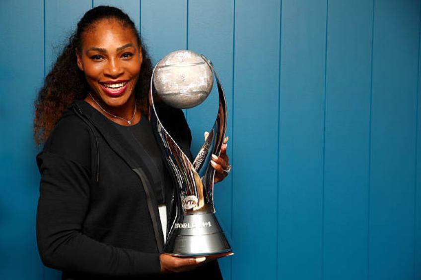Serena Williams explique pourquoi elle et Vénus n'ont pas joué tournois juniors