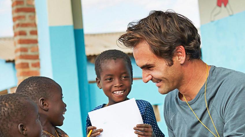 La Fondation Roger Federer atteindra de nouveaux sommets, déclare sa mère Lynette