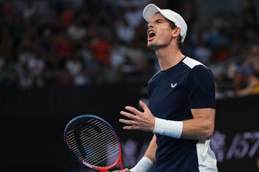 Andy Murray devrait subir une opération à la hanche