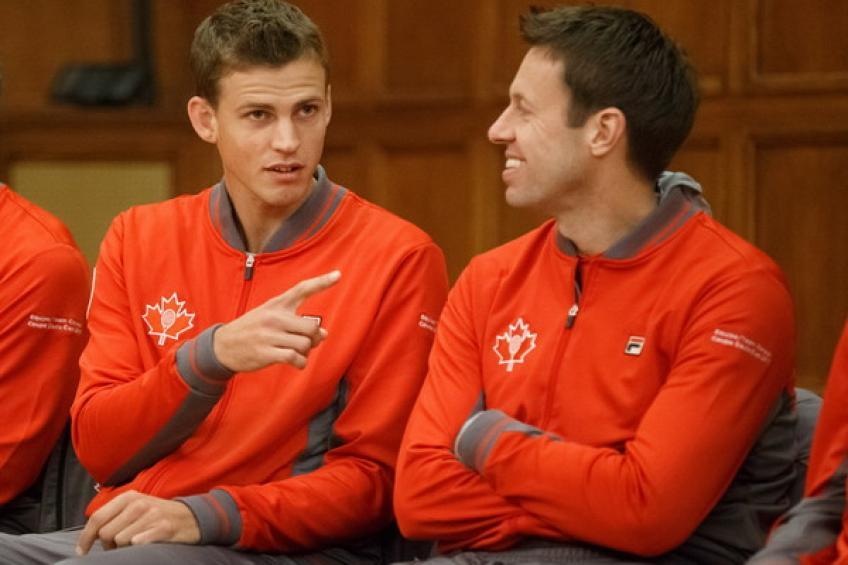 Daniel Nestor laisse le tennis canadien entre les mains de les jeunes