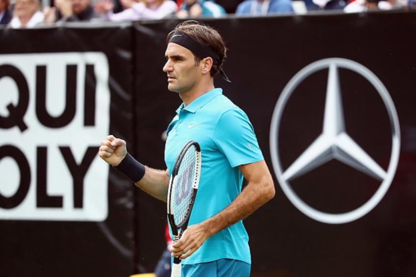 """""""Roger Federer vient à Stuttgart avec sa propre voiture"""" – Weindorfer"""