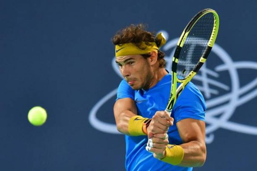 """Rafael Nadal: Les victoires majeures de la """"prochaine génération"""" ne sont qu'un question de temps '"""