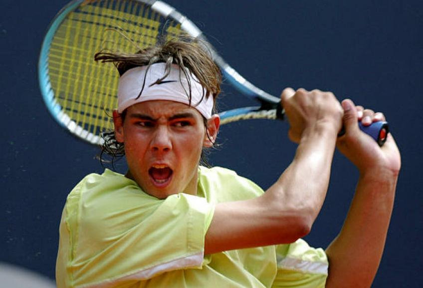 L'ancien joueur se souvient de ce qu'il a ressenti de faire face aux adolescents Murray, Nadal