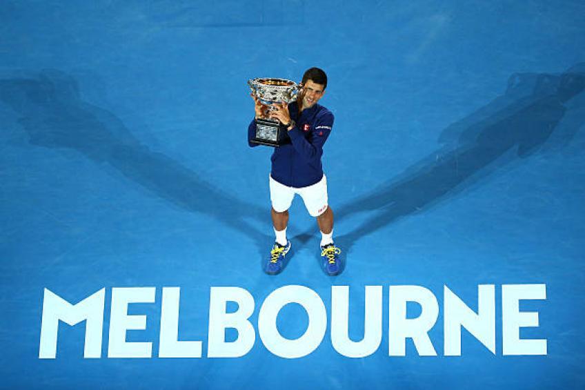Novak Djokovic ouvre sur la transformation de l'Open d'Australie 2008 lui