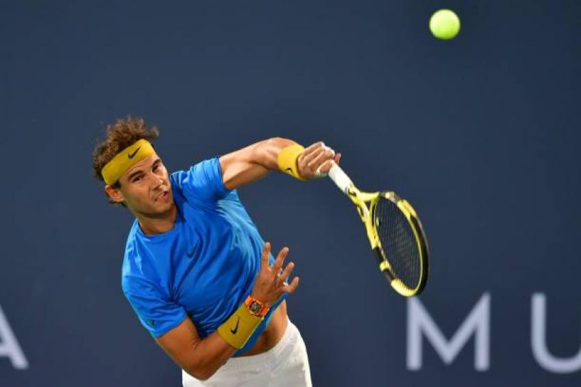 Le tennis n'a pas d'influence cruciale sur Rafael Nadal la vie, dit Toni