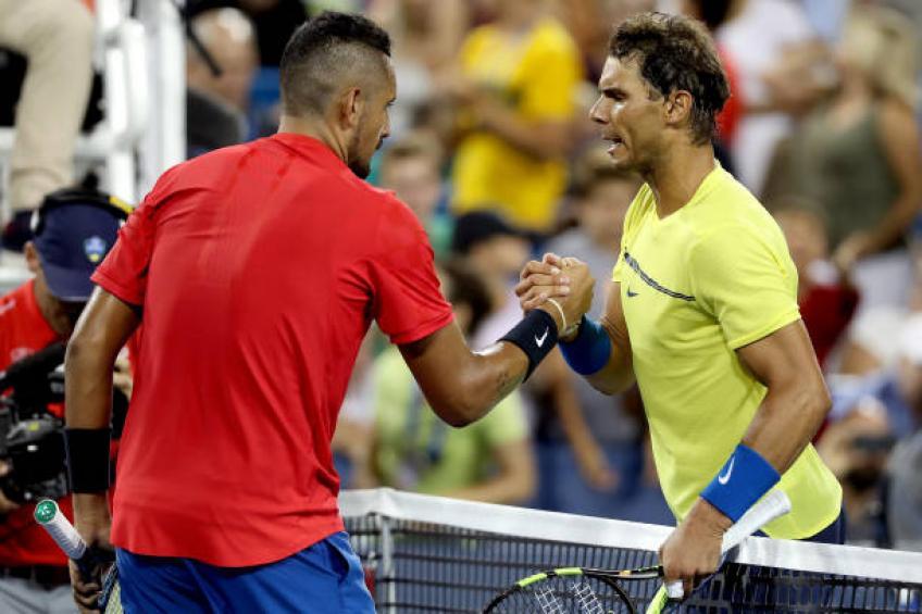 Nick Kyrgios devrait apprendre de Rafael Nadal, dit John McEnroe