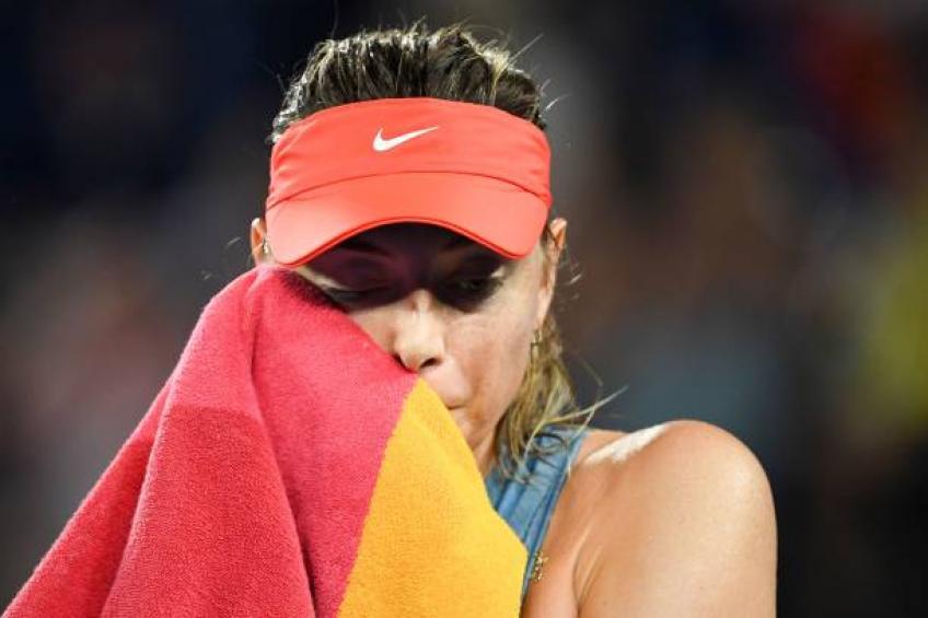 Maria Sharapova peut gagner l'Open d'Australie si Serena Williams démissionne – Wilander