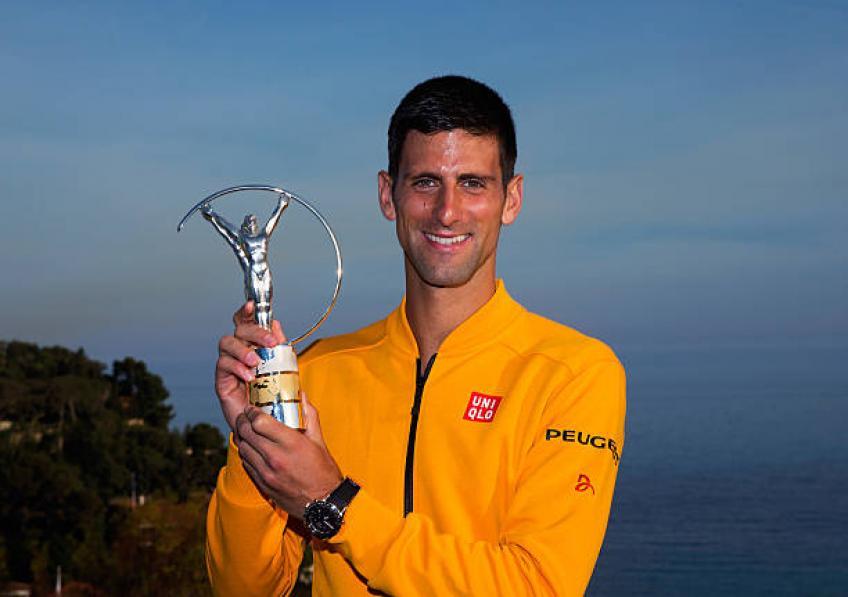 Novak Djokovic, Halep, Kerber et Osaka headline 2019 Laureus nominations