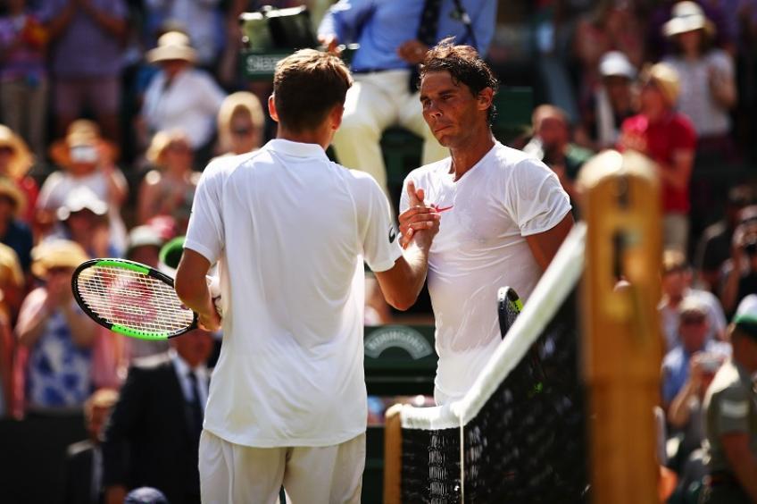 Peter McNamara dévoile son plan pour battre Alex De Minaur Rafael Nadal