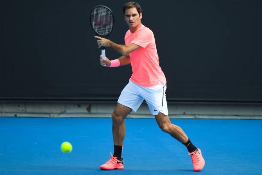 Roger Federer explique les raisons de son Australien 2019 Tenue ouverte