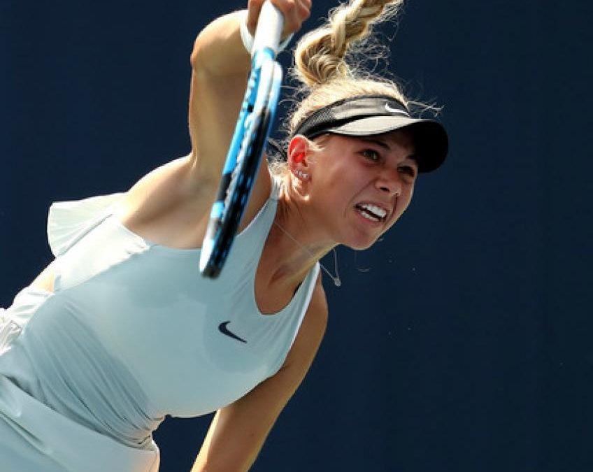 Amanda Anisimova est-elle en train de devenir une menace brûlante pour la WTA? joueurs?