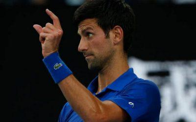 Novak Djokovic a fait trop de bruit lors de la victoire sur Kruger, dit expert