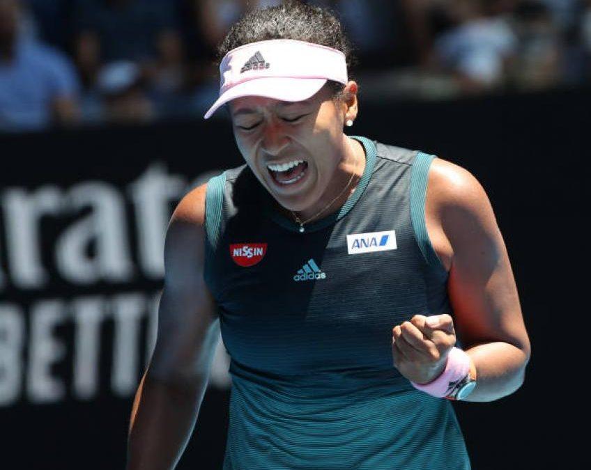 Naomi Osaka inspirée par la victoire de Stefanos Tsitsipas sur Roger Federer