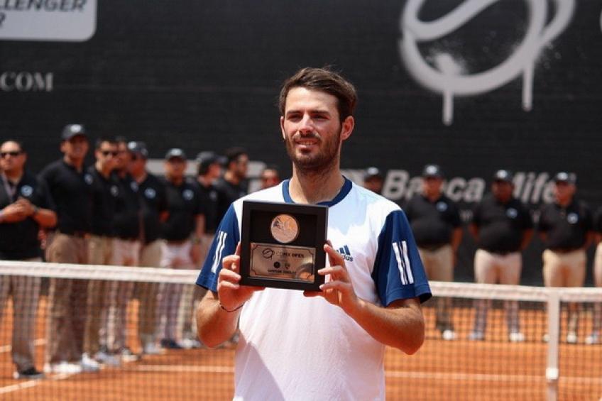 Juan Ignacio Londero gagne la wild card pour rejoindre Thiem et Fognini à Cordoue